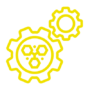 cogs yellow 4